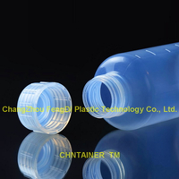Narrow spout PFA Reagent Bottles