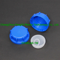 61mm tamper-evident screw cap for plastic drums