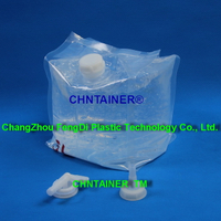 Ultrasound Gel packaging chntainer cubebag 5L